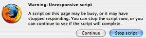 unresponsive-script